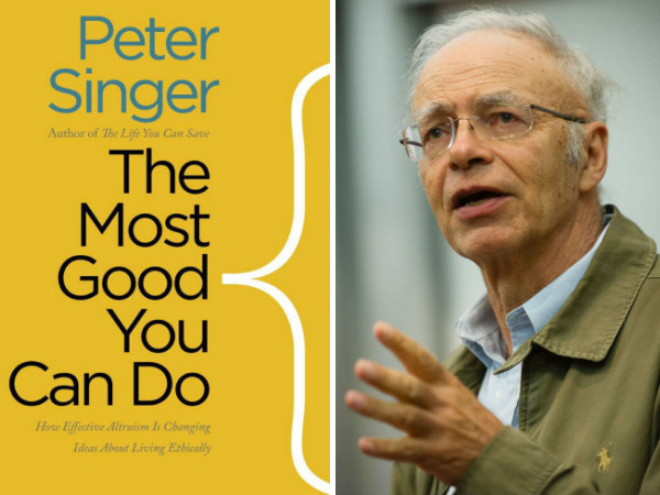 Peter Singer The Most Good You Can Do